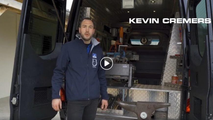 Mustad Hoofcare – Kevin Cremers
